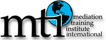 logo: Mediation Training Institute